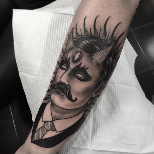 Devil Tattoos – jonathanvandyck