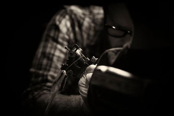 sean baltzell tattooing