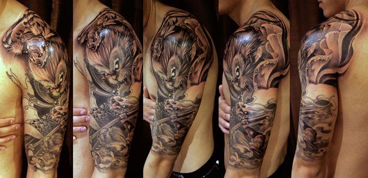 chronic ink