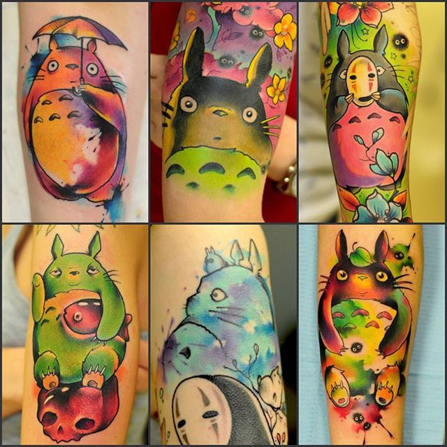 ghibli-anton-yellowdog-at-mad-fish-tattoo-in-moscow