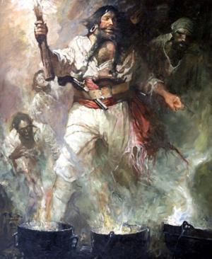 pirate-blackbeard-in-battle