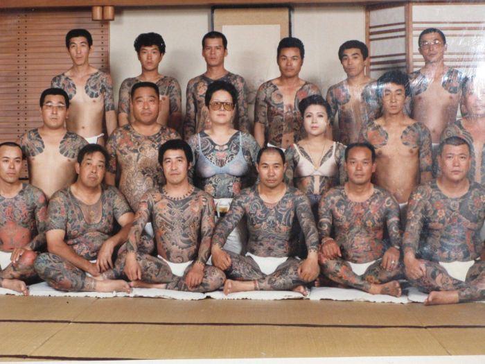 yakuza family
