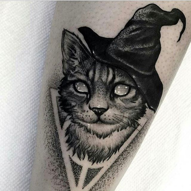 hallows Ryan Murray at Black Veil Tattoo in Salem Ma