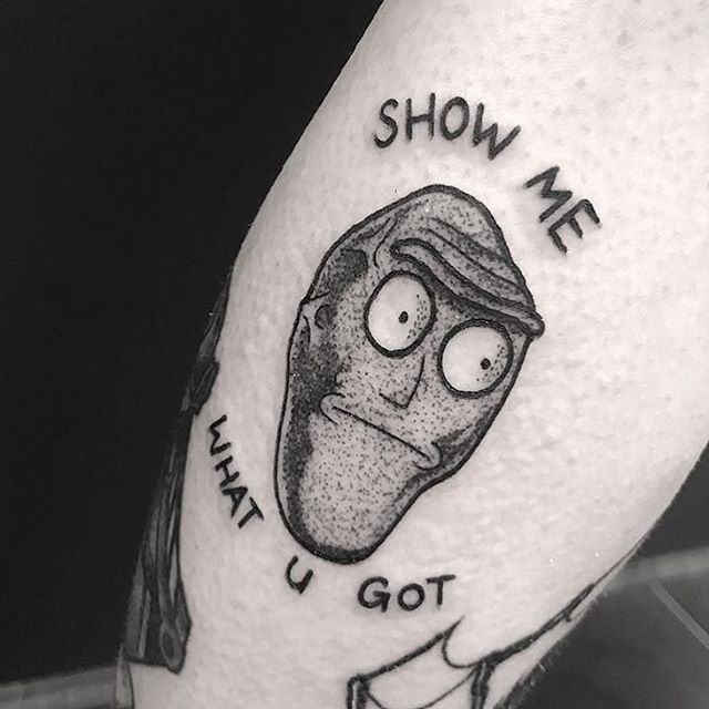 RM Raine Knight Second City Tattoo Club Birmingham UK