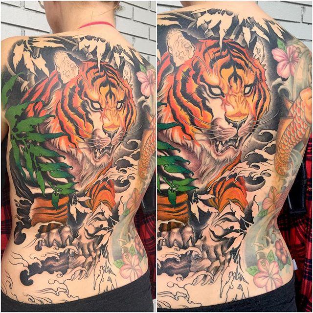 Tiger Sean Cushnie Kapala