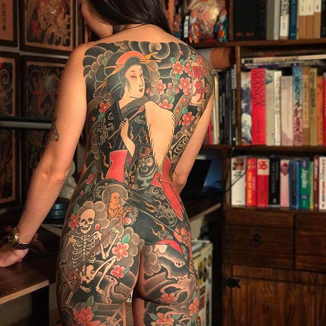geisha Horihana in Brasil