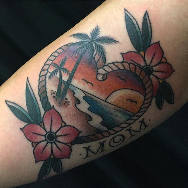 Mom by Mike Santa Fe