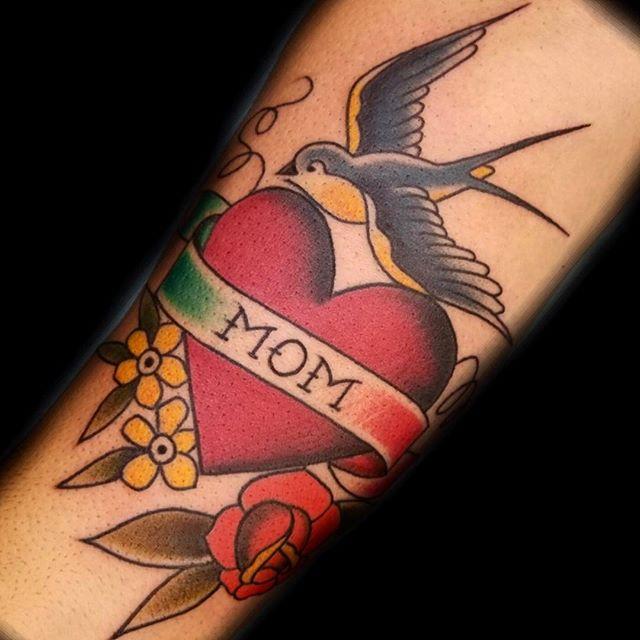 Mom Tattoos All Things Tattoo