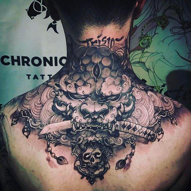 foo Tristen Zhang Chronic Ink Toronto