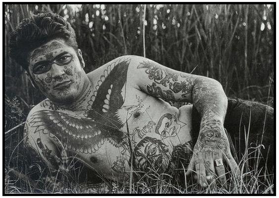 tattoo Jack Dracula