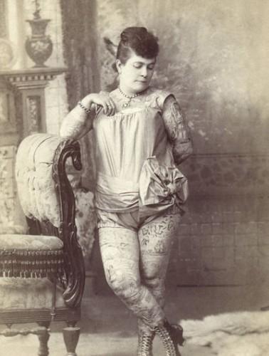 tattoo Nora Hildebrandt