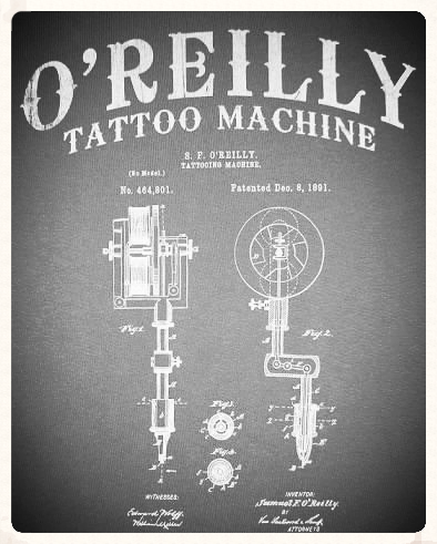 tattoo o'reilly
