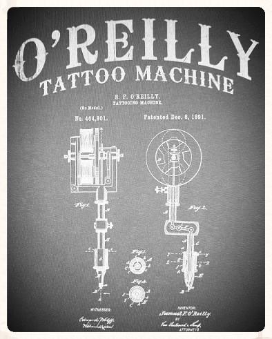 tattoo o'reilly