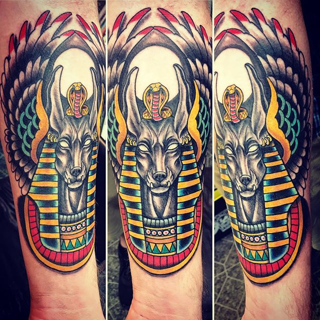 Anubis Andrew Conner