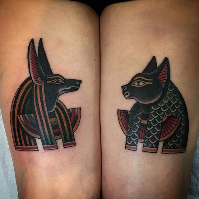 Anubis Heather Bailey at Black Heart in San Francisco, CA