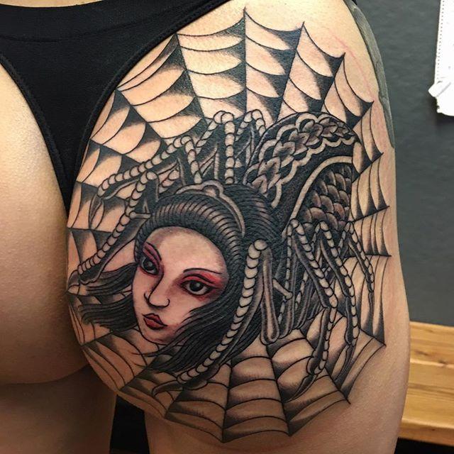 S Eric Alcantara at Ridgewood Tattoo Studio