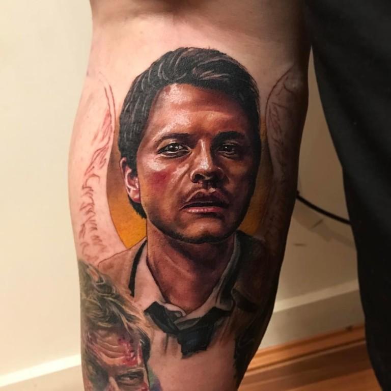 S Kristian Kimonides Leviathan Tattoo Gallery