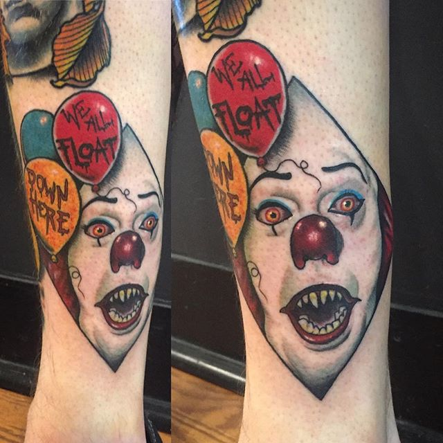 IT Shane Murphy at Crown of Thorns Tattoo in Worcester, MA LC