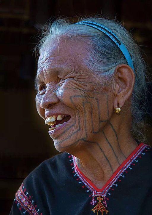 Li old woman