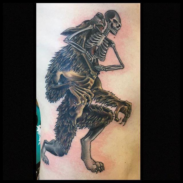 Chris Thompson Painter, Tattooer at 522 Tattoo