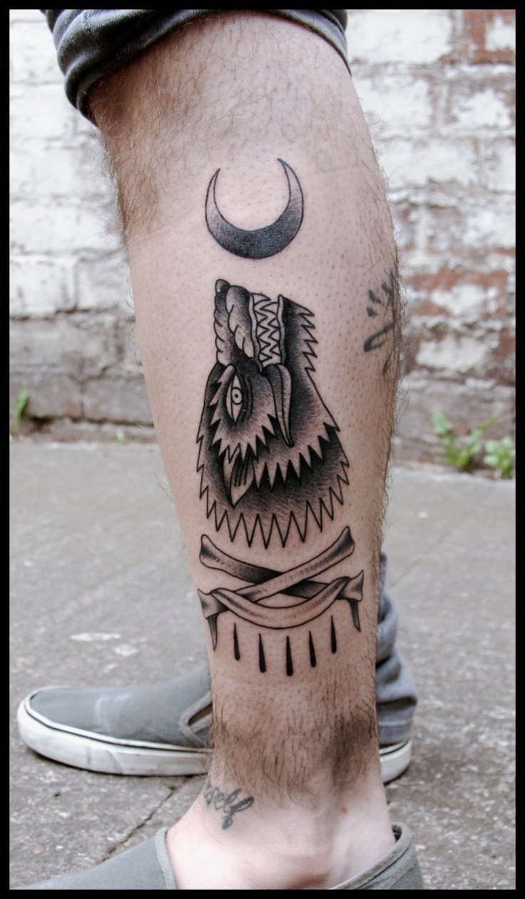 James Armstrong Holy Mountain Tattoo