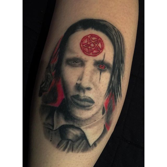 Manson by Draven Heart in Adelaide
