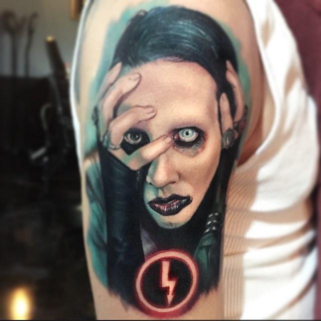 Manson Paul Acker Seance Tattoo Parlour, Bensalem PA