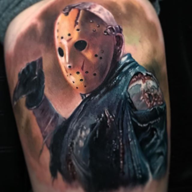 Paul Acker The Séance Tattoo Parlor in Bensalem PA