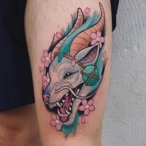 Chris Stockings at Legacy Tattoo