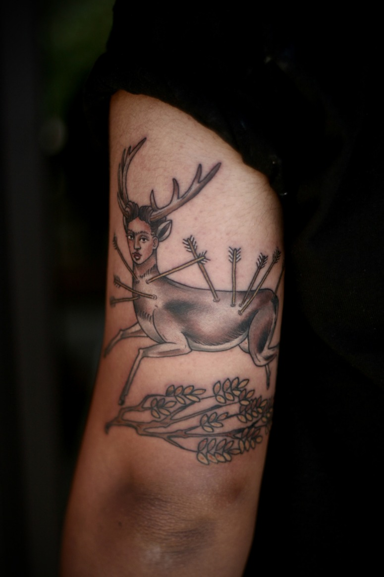 kirsten wonderland tattoo Portland Oregon