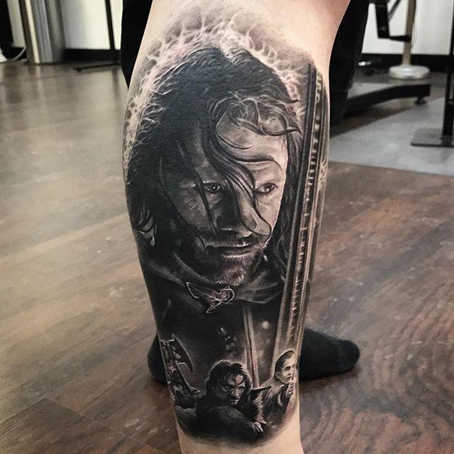 Fong Vang Tattoo Artist @Inkarnate Tattoos 2211 11th ave E, #120, north Saint Paul, Mn