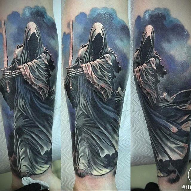 Iliya Astafiev Tattoo Artist. N.Chelny city, Russia