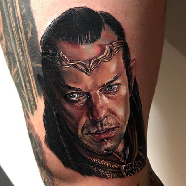 Kristian Kimonides Tattooist   Leviathan Tattoo Gallery   Melbourne   Australia