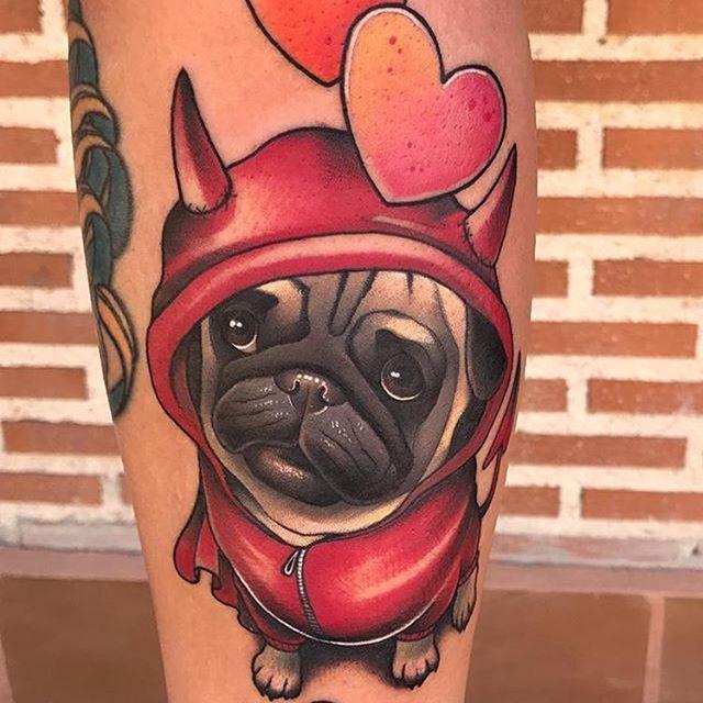 Debora Cherrys Tattoo Madrid