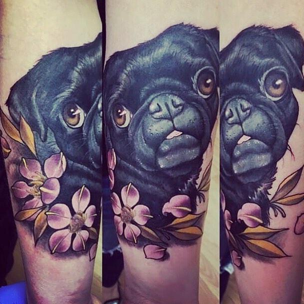 Michael Patrick Milestone Tattoo. Pittsburgh:Tattoolisious Honolulu.
