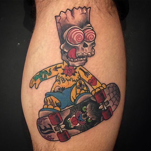 Liza Musselman Tattoo artist at ⚜️Archive Tattoo⚜️ Toronto