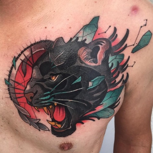Panther Tattoos All Things Tattoo