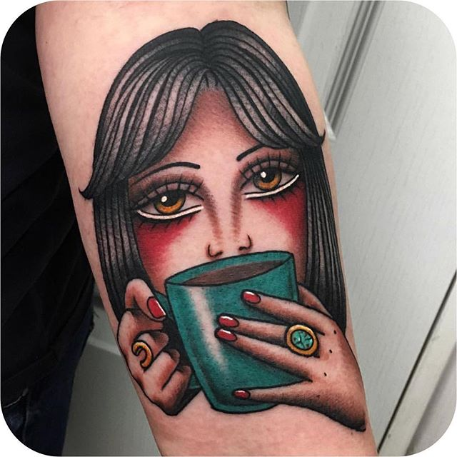 DANIELLE ROSE ✶ @sanctuarytattoodundee ✶ Scotland
