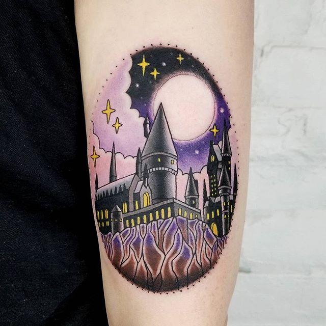 Jessica Channer 🍰 Tattoo artist in Toronto