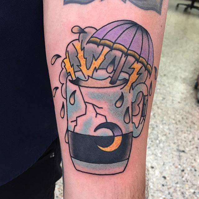 Kane Berry Tattoo Vic Market Tattoo 🔸324 Victoria St, North Melbourne
