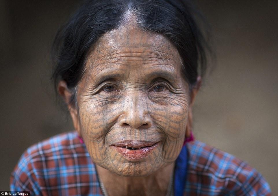 Tattoo History 8 Myanmars Tattooed Chin Women All Things