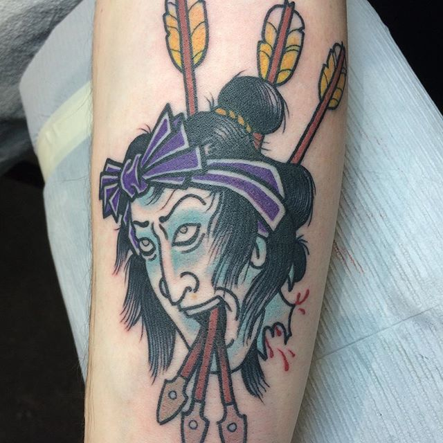Andrew Nectar Fine Tattooing, Lethbridge Alberta