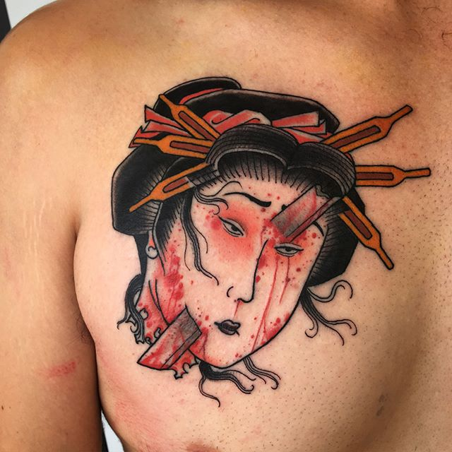 Jeremy Deboer • Tattooing since 2011 • INK WIZARDS- Adelaide