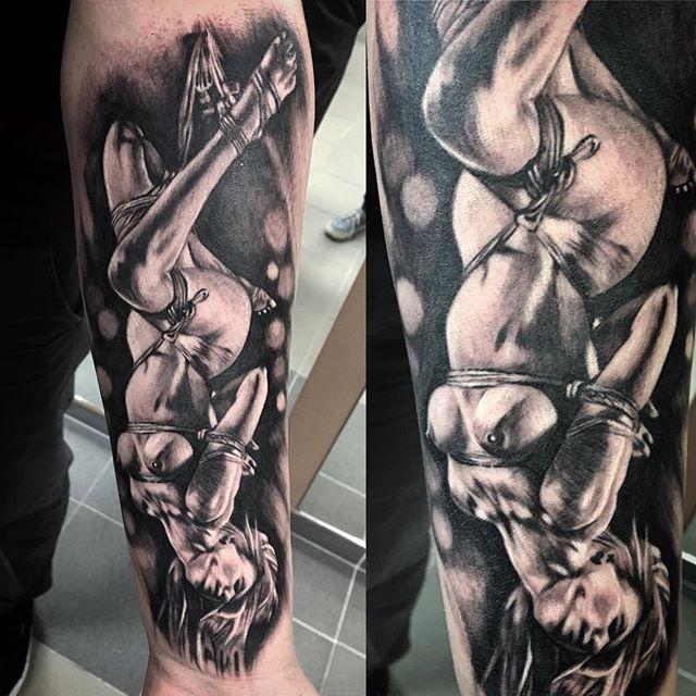 Németh S. Csilla Deep Art Tattoo, Nové Zámky