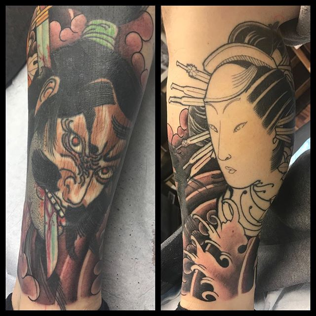 Rich Handford Kapala Tattoo Winnipeg