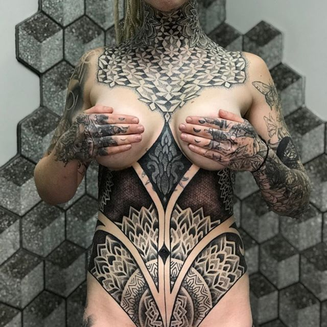 Cory Ferguson Good Point Tattoo Ontatio Canada