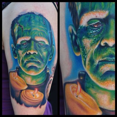 Mike DeVries (@mikedevries_art) @MDTattooStudio