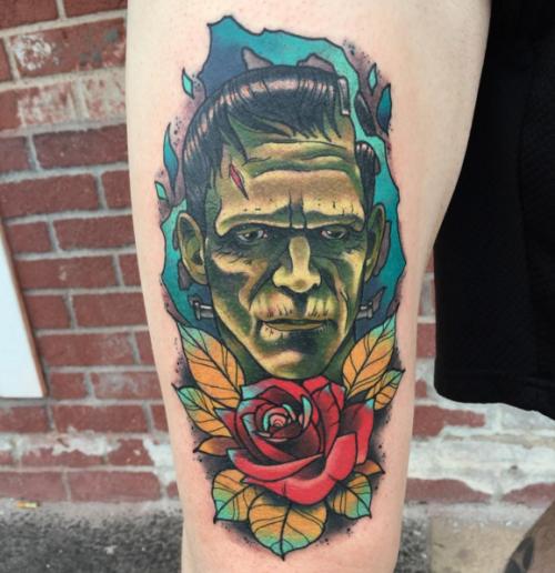 Nicholas Keiser •Materia Tattoo @materiatattoo -Downingtown ,PA