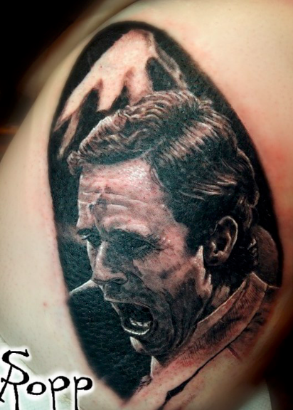 Ted Bundy Steve Ropp Waynes Tattoo World Derry