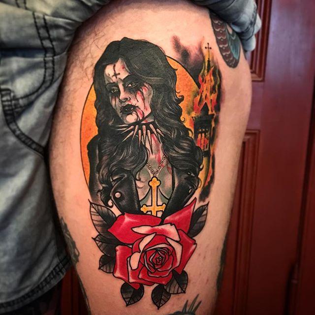 Ideas black metal tattoo 115 Patriotic